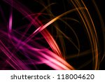 colored lines | Shutterstock . vector #118004620