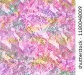bright multi colored crystal... | Shutterstock . vector #1180048009