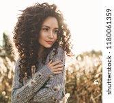outdoor atmospheric lifestyle... | Shutterstock . vector #1180061359