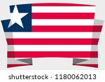 a 3d banner with the country... | Shutterstock .eps vector #1180062013