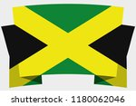 a 3d banner with the country... | Shutterstock .eps vector #1180062046