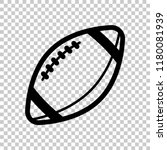American Football Logo. Simple...