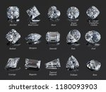 fifteen the most popular... | Shutterstock . vector #1180093903