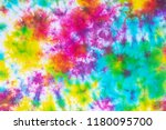Colorful tie dye pattern...