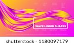 vector abstract background.... | Shutterstock .eps vector #1180097179