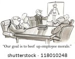 """our goal is to beef up... 