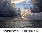 abstract seascape sky... | Shutterstock . vector #1180102543