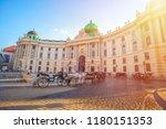vienna  austria   19.08.2018 ... | Shutterstock . vector #1180151353