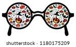 vector illustration for... | Shutterstock .eps vector #1180175209
