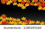 november  vector background... | Shutterstock .eps vector #1180205260