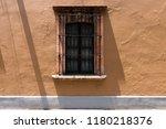 windows in mexico city | Shutterstock . vector #1180218376