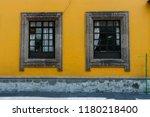 windows in mexico city | Shutterstock . vector #1180218400