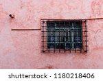 windows in mexico city | Shutterstock . vector #1180218406