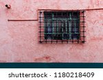 windows in mexico city | Shutterstock . vector #1180218409