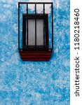 windows in mexico city | Shutterstock . vector #1180218460