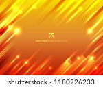 abstract geometric motion with... | Shutterstock .eps vector #1180226233