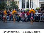 mexico city   october 29  2016  ... | Shutterstock . vector #1180235896