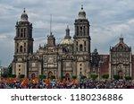 mexico city  mexico   october... | Shutterstock . vector #1180236886