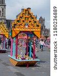 mexico city  mexico   october... | Shutterstock . vector #1180236889