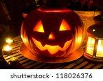 Halloween Jack O\' Lantern...