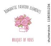 romantic fashion elements ...