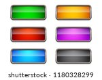 set of colored vector... | Shutterstock .eps vector #1180328299