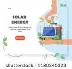 solar renewable energy website...