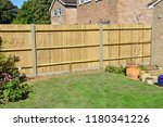 A Brand New Garden Fence In Th...