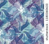 seamless pattern patchwork...   Shutterstock . vector #1180360633