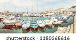 piran  slovenia   august 8 ... | Shutterstock . vector #1180368616