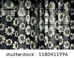 beautiful black and white... | Shutterstock . vector #1180411996