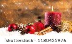 Christmas Dekoration With...