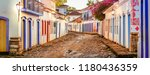 paraty is one of the first... | Shutterstock . vector #1180436359
