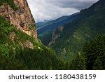sumela monastery  turkey.... | Shutterstock . vector #1180438159