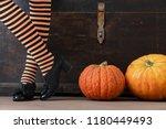 Happy Halloween  Female Feet I...