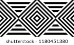 seamless pattern with striped... | Shutterstock .eps vector #1180451380