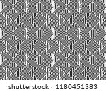 seamless pattern with striped... | Shutterstock .eps vector #1180451383