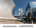 mexico  mexico city  16 january ... | Shutterstock . vector #1180505530