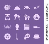 meal icon. meal vector icons... | Shutterstock .eps vector #1180510243