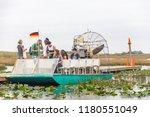 everglades  florida  usa  ... | Shutterstock . vector #1180551049