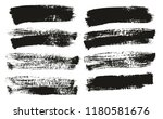 paint brush background high... | Shutterstock .eps vector #1180581676