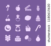 sweet icon. sweet vector icons... | Shutterstock .eps vector #1180615630