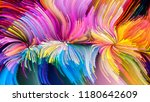 drama of colors series....   Shutterstock . vector #1180642609