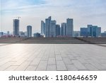 panoramic skyline and modern... | Shutterstock . vector #1180646659