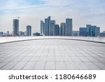panoramic skyline and modern... | Shutterstock . vector #1180646689