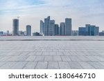 panoramic skyline and modern... | Shutterstock . vector #1180646710
