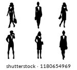vector illustration of elegant... | Shutterstock .eps vector #1180654969