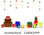 birthday card | Shutterstock . vector #118065499