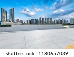 panoramic skyline and modern... | Shutterstock . vector #1180657039