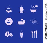 aroma icon. aroma vector icons... | Shutterstock .eps vector #1180678246